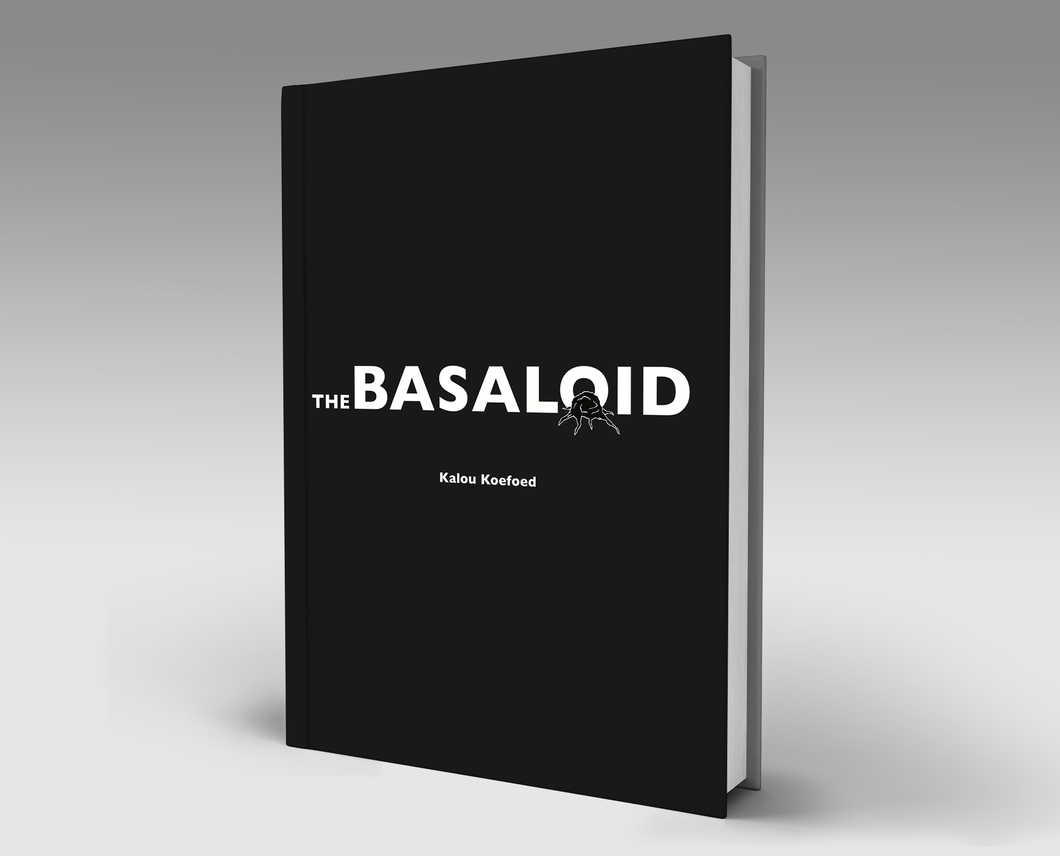 The Basaloid LIMITED EDITION signed copy