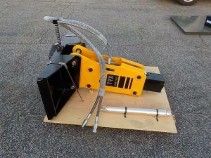 Skid Steer Attachments | Concrete Breaker