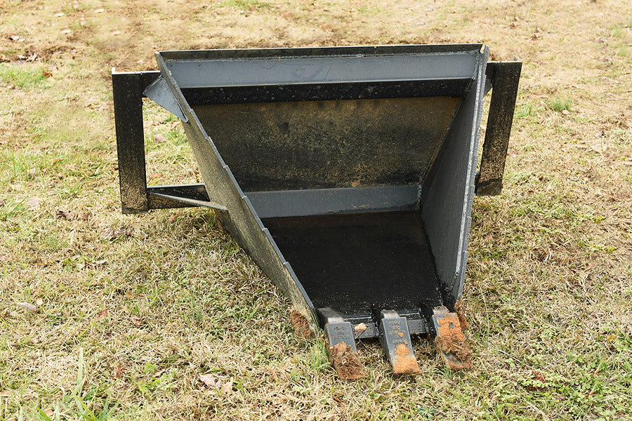 Skid Steer Attachments | Stump Bucket