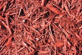 Red mulch mcdonough ga