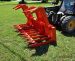 Root Rake Grapple Dual Cylinder Extreme Duty