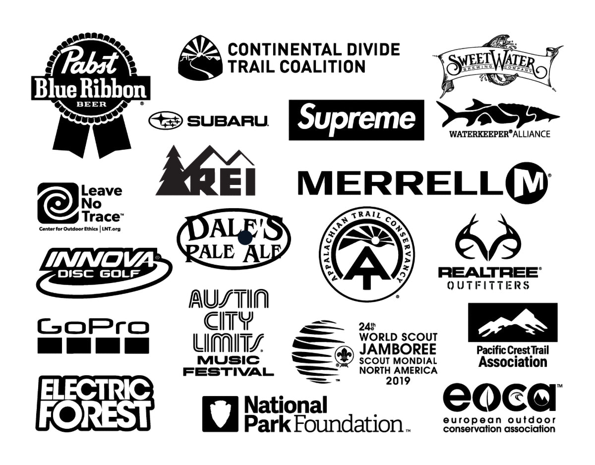 Logo of past brands and organizations we have collaborated with - Collaborate Now