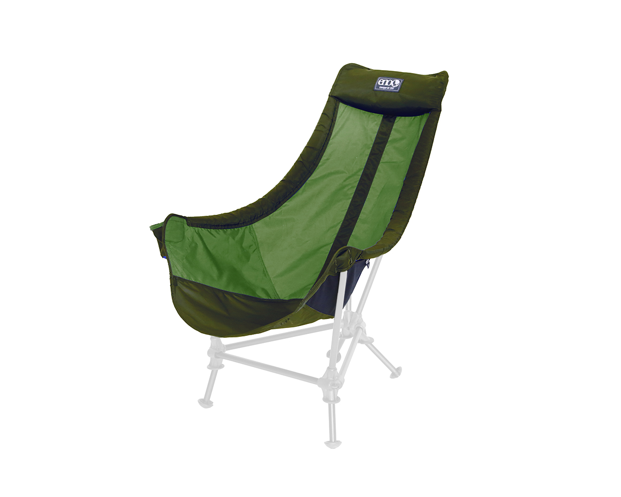 Eagles Nest Outfitters, Inc. Replacement Parts Olive/Lime Lounger DL Chair Fabric - 19799230251157