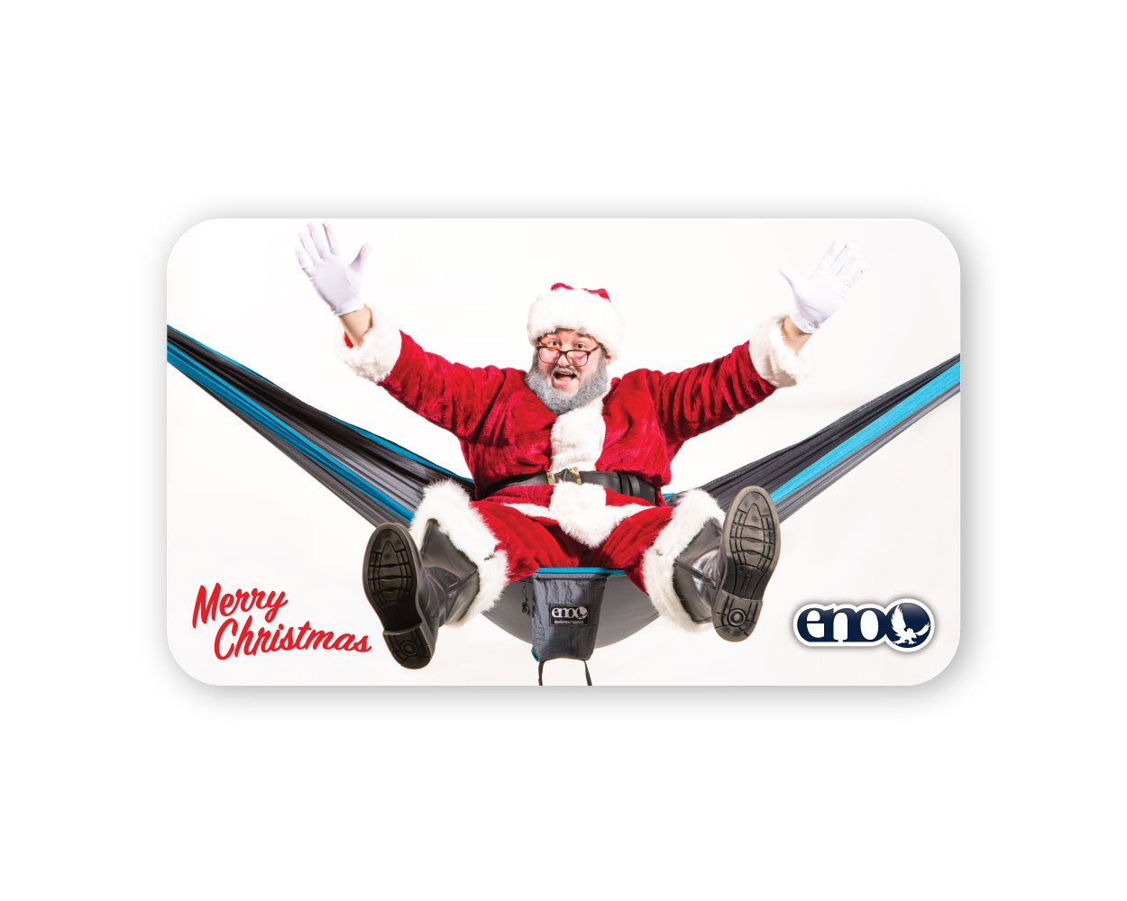 ENO Nation $25.00 / Merry Christmas Gift Card - 17359435432085