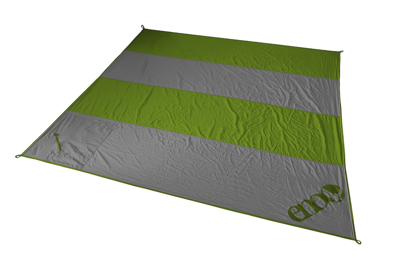 ENO Nation Lime/Charcoal Islander™ Blanket