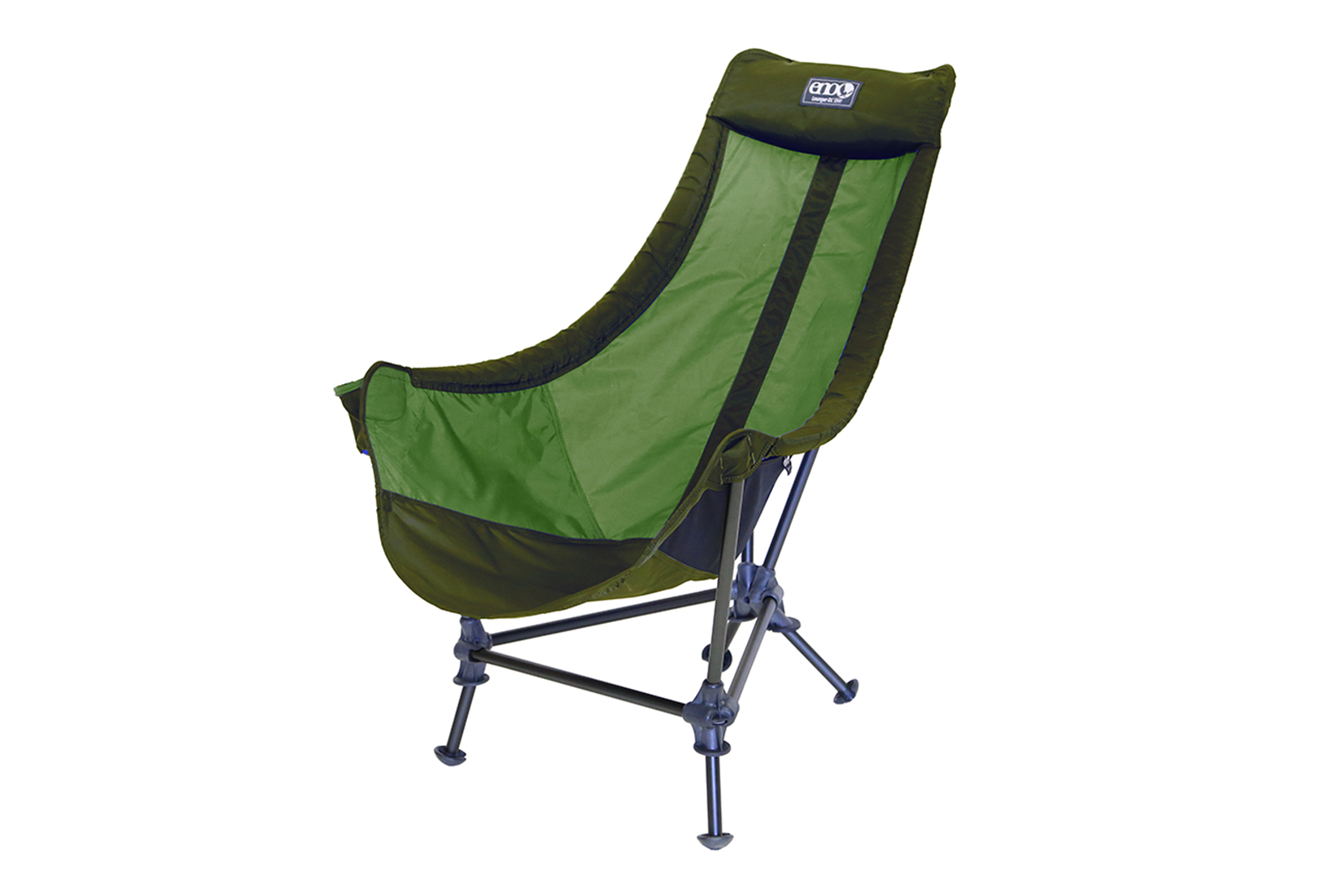 ENO Nation Olive/Lime Lounger™ DL Chair - 17552558882965