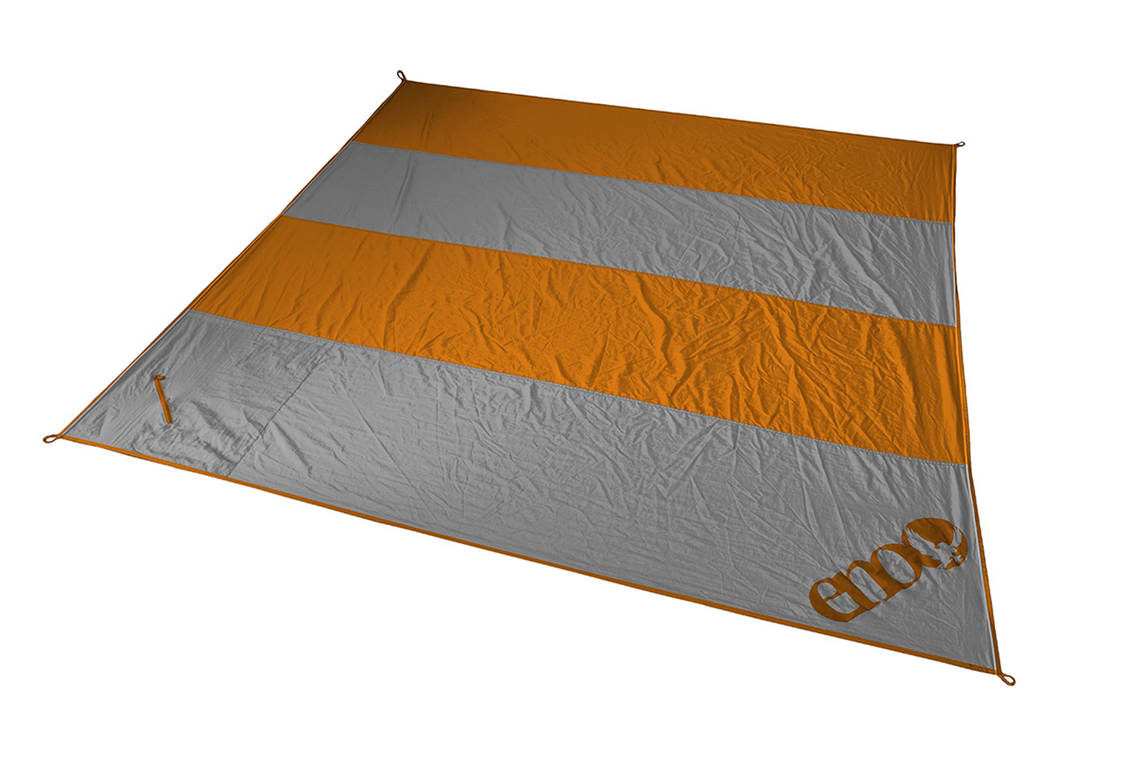 ENO Nation Orange/Grey Islander™ Blanket