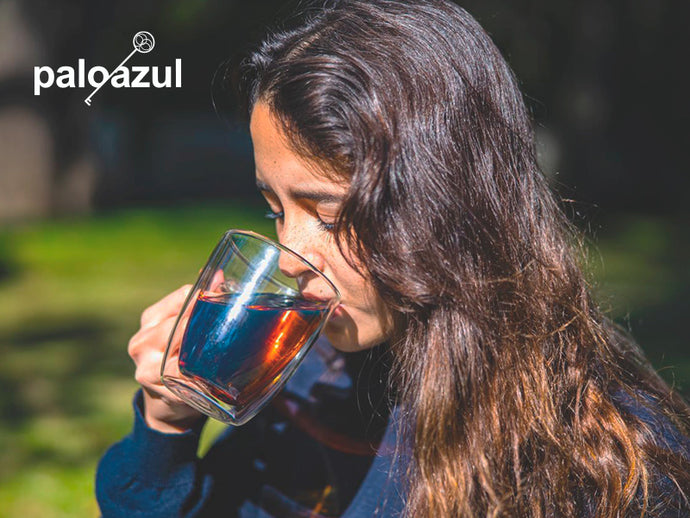 How much Palo Azul should you drink?
