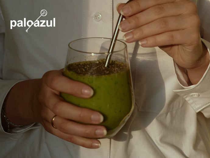 Palo Azul Green Juice Recipe