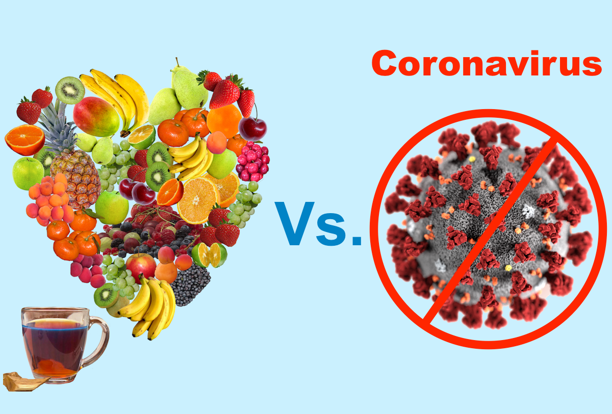 palo azul and flavonoids vs coronavirus