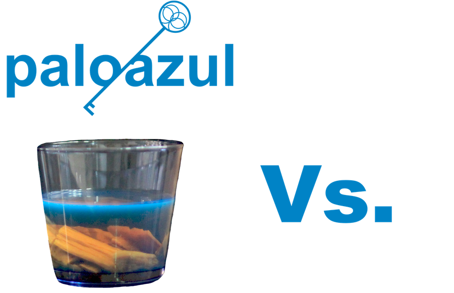palo azul vs virus antiviral