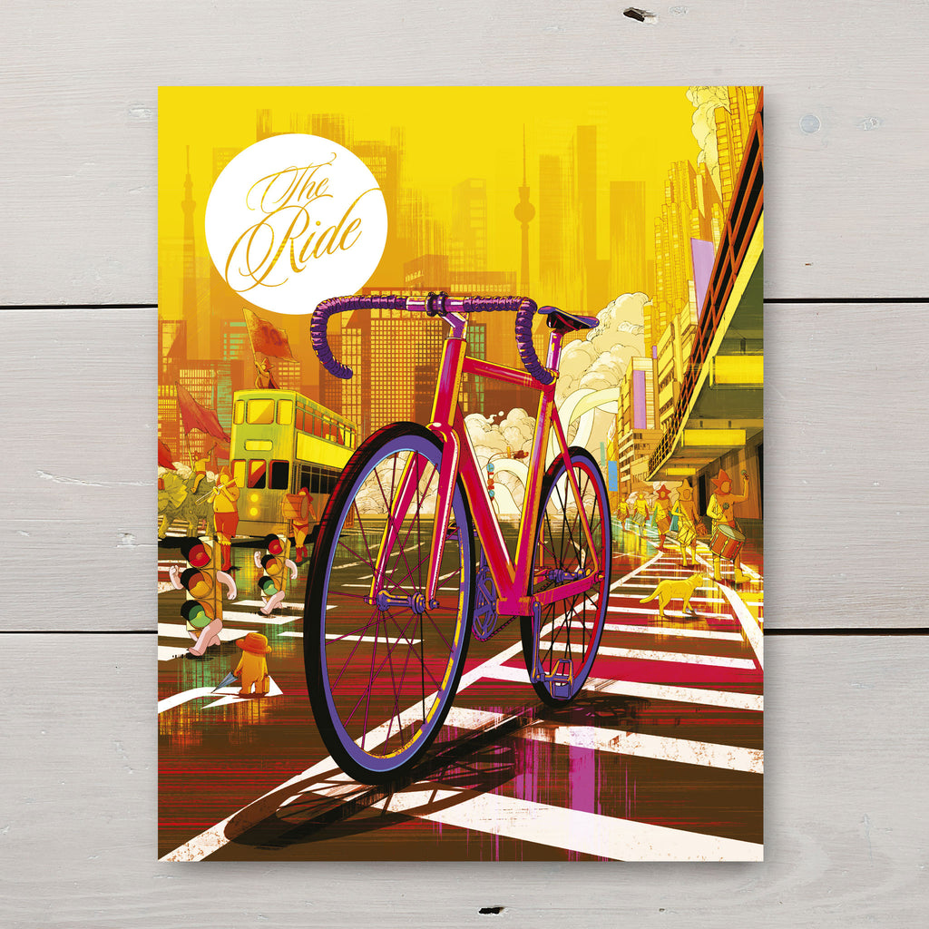 THE RIDE JOURNAL ISSUE 10