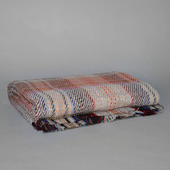 TWEEDMILL RECYCLED WOOL BLANKET