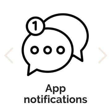 APP NOTIFICATION