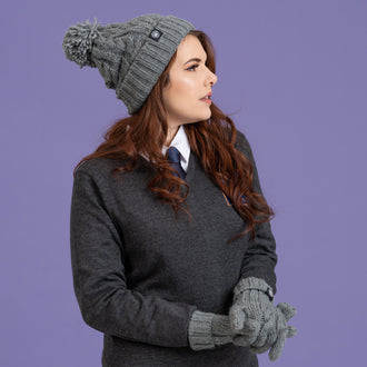 Owlery Bobble Hat