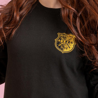Duelling Club Black Sweater