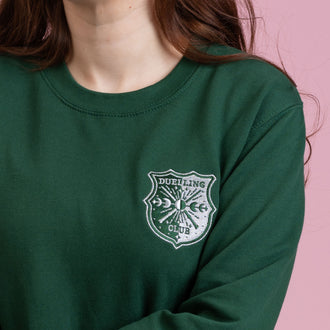 Duelling Club Green Sweater