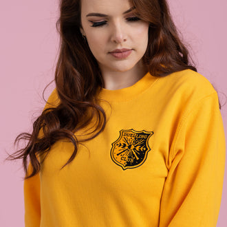 Duelling Club Gold Sweater