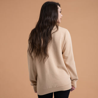 Herbology Club Sweatshirt - Sand