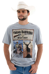 T-SHIRT WEST DUST MASCULINA MEXICO