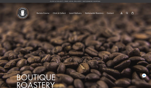 Boutique Roastery