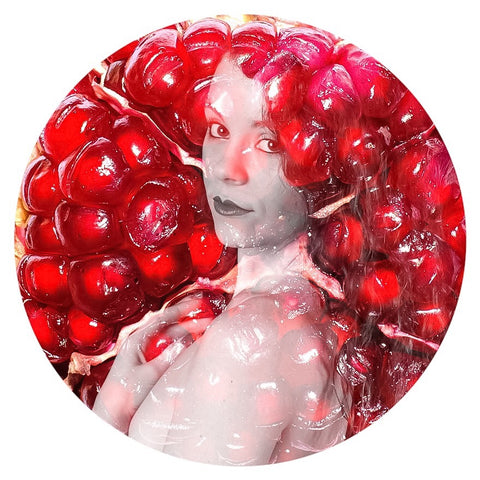 Persephone, Layered Photgraph by Fiona Chipperfield