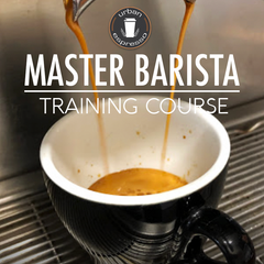 Master Barista Training Course (For One or Two People)
