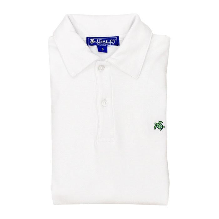 J. Bailey Henry Polo (Dusk & White Available)