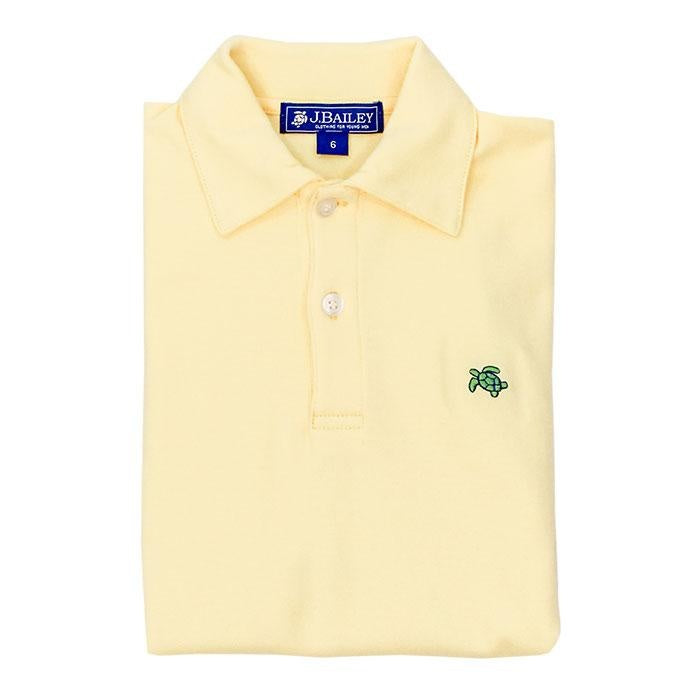 J. Bailey Henry Polo Yellow