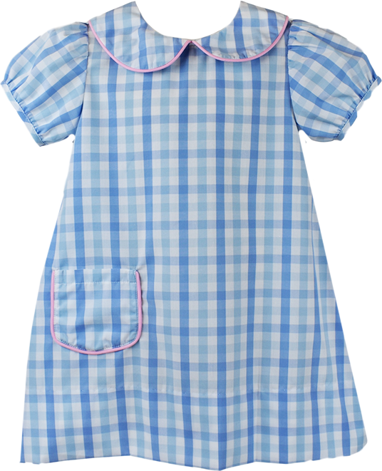 Lullaby Set Bunny Blue 1956 Pocket Dress