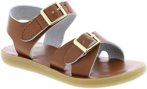 Footmates Tide Sandal in Tan