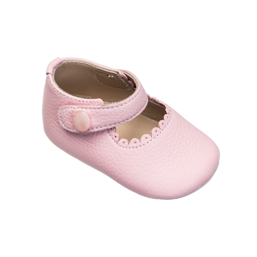 Elephantio Pink Mary Jane (Baby)