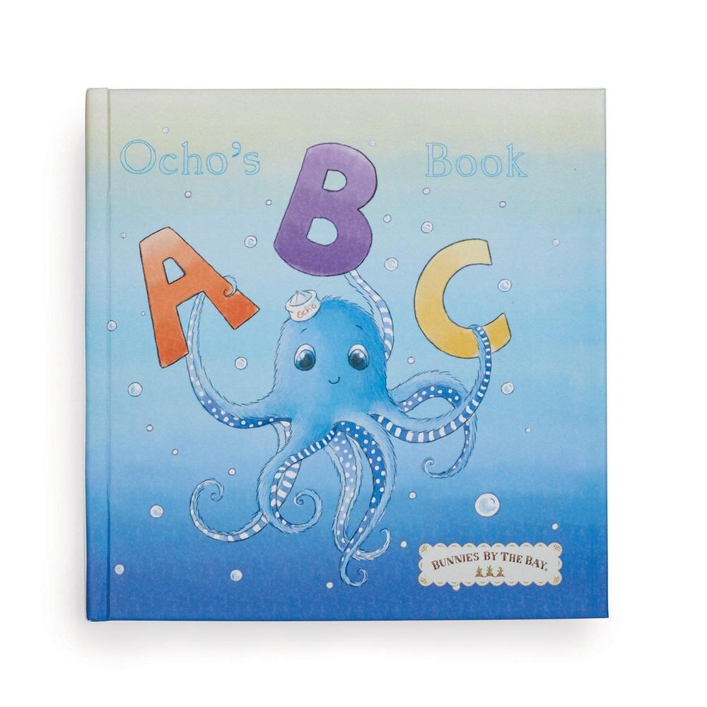 Bunnies by the Bay Ocho's ABC Board Book