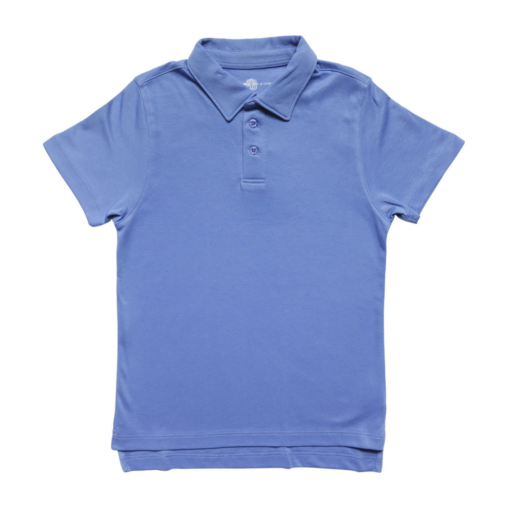 Brown Bowen & Company Polo Boone Hall Blue