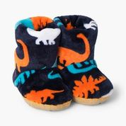 Hatley Silhouette Dinos Slippers