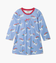Hatley Rainbow Unicorns Nightdress