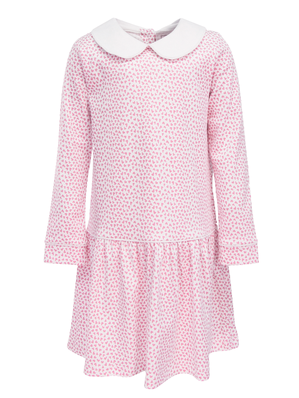 Lila & Hayes Lillian Dress Hearts Afloat