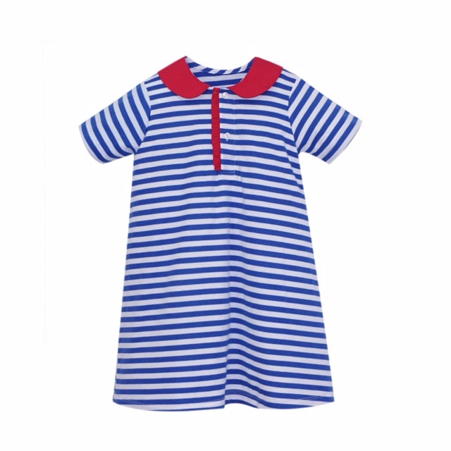 Lullaby Set School Days Playful Polo Dress