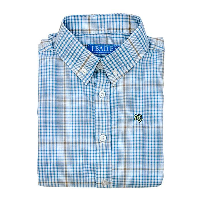 J. Bailey Roscoe Epworth Plaid
