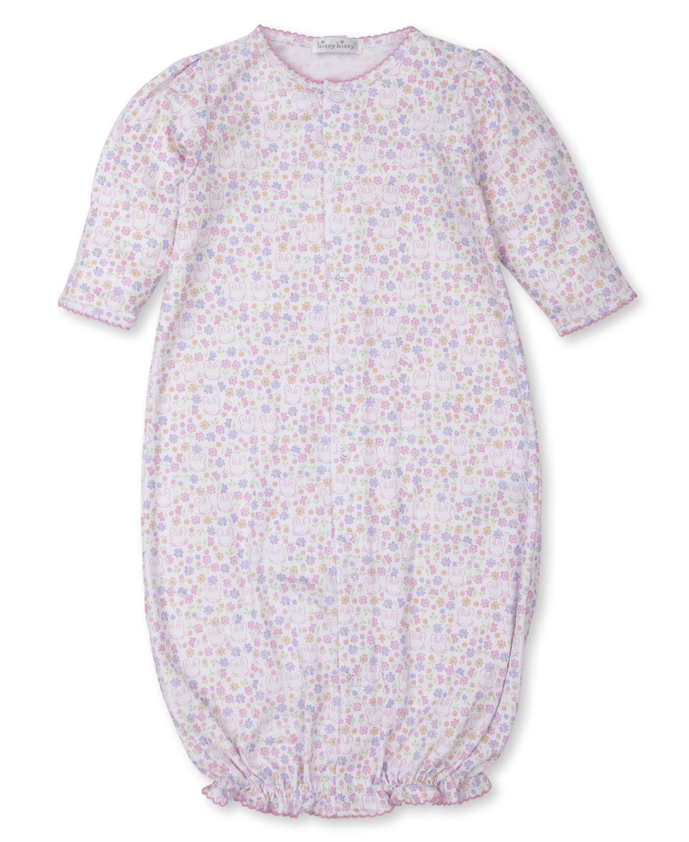 Kissy Kissy Backyard Bunnies Multi Gown