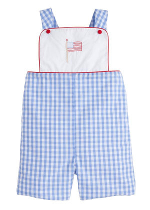 Little English Linville Flag Shortall