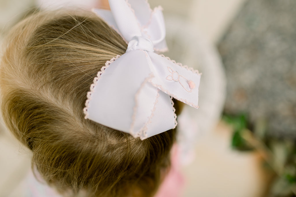 Lullaby Set Medium Bow in Various Colors