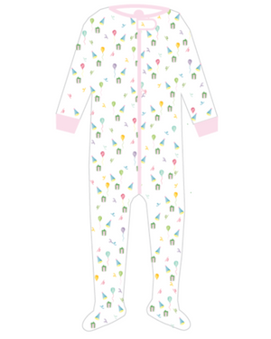Lullaby Set Once Upon Girl Party Footie