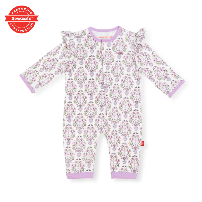 Magnetic Me Unicorn Dreams Organic Coverall