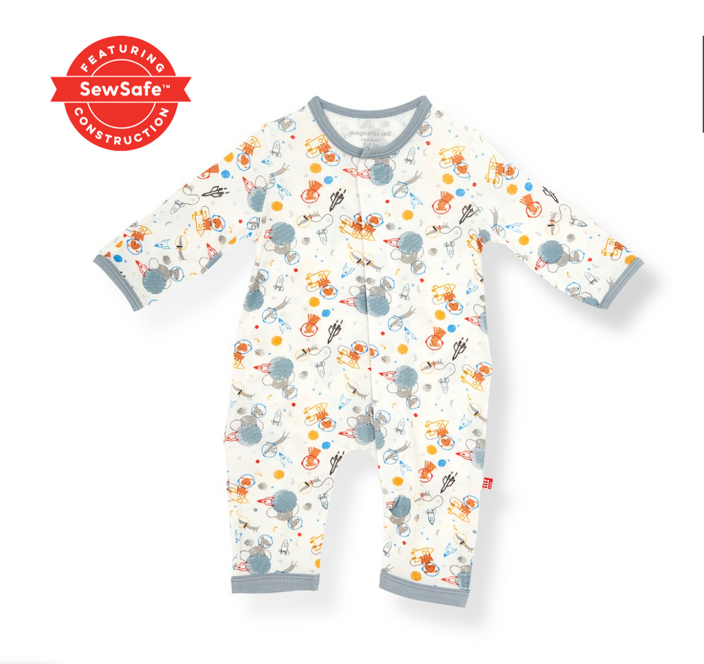 Magnetic Me Astro Pups Coverall