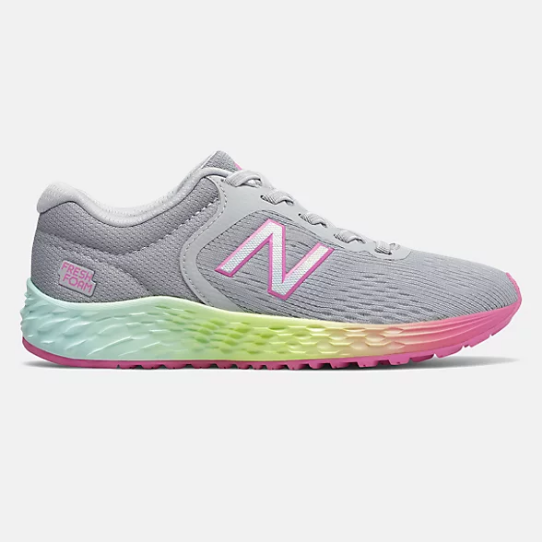 New Balance Light Aluminum & Rainbow (Arishi v2)