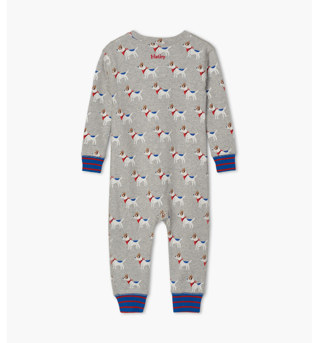 Hatley Cute Pups Coverall