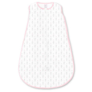 Swaddle Designs Cotton Knit zzZipMe Sack (Assorted Prints)