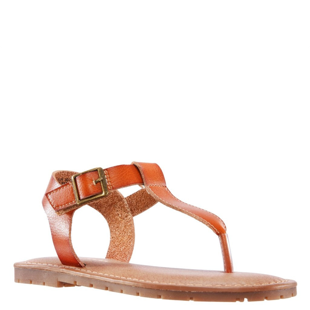 Nina Heddy Sandal in Tan