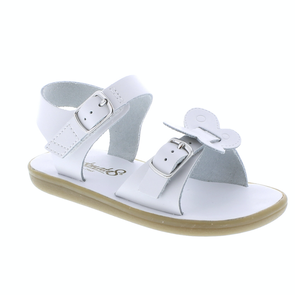 Footmates Monarch White
